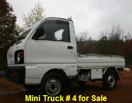 alabama mini trucks mitsubishi minicab 3. Black Bedroom Furniture Sets. Home Design Ideas